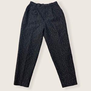 VTG Classiques Entier Petites Gray Wool Trousers
